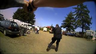 Fatal Seaside police shooting caught on camera
