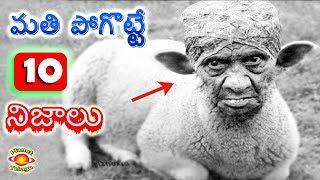 Mind Blowing Unknown Facts in Telugu by Planet Telugu మీకు ఆశ్చర్యాన్ని గురిచేసే వింతలు