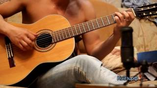 Мумий Тролль - Девочка|гитара
