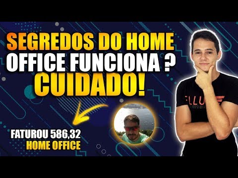 curso segredos do home office reclame aqui
