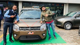 2019 Maruti Suzuki Wagonr   2019 Maruti Wagonr Interior   2019 Wagonr 1200 cc   Wagonr 2019 Exterior