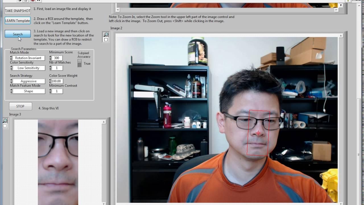 Facial recognition demo — photo 2