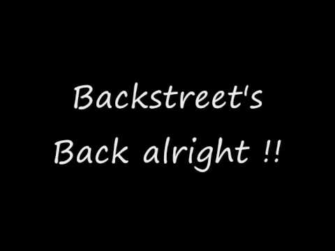 Backstreet boys everybody lyrics Mp3