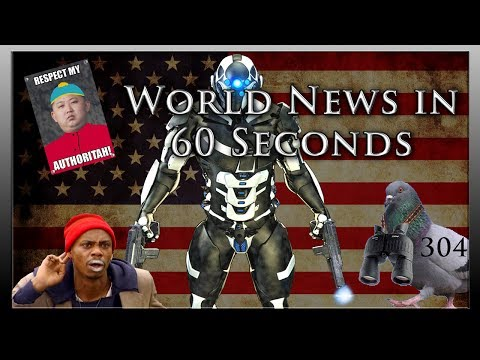 World News in 60 Seconds 304
