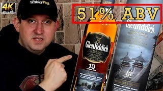 Whisky Brasil 212 Glenfiddich 15 Distillery Edition Review [4K]