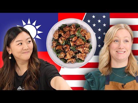 Can Kelly Follow A Recipe In Mandarin?
