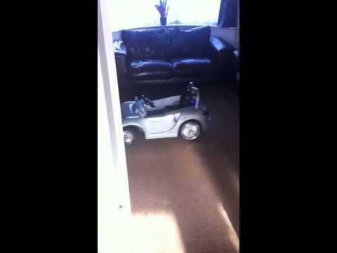 Aston Martin Child S 6v Battery Car Youtube