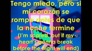 Neon Trees - Sleeping With A Friend (español - inglés)