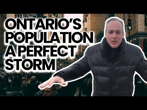 Latest Ontario Population Data A Perfect Storm of Opportunity