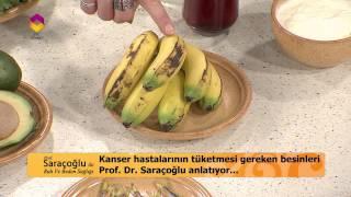 Kanser Hastalarının Tüketmesi Gereken Besinler - DİYANET TV