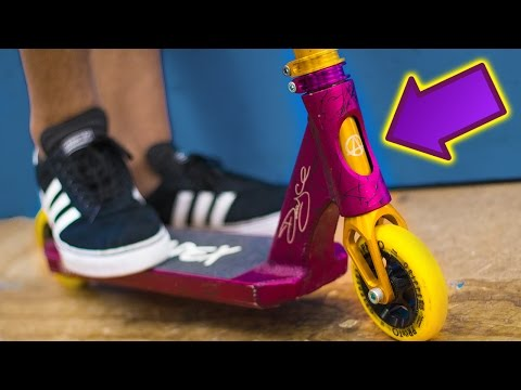 BRAND NEW PRO SCOOTER YOU CAN'T BUY (Custom Apex Complete)