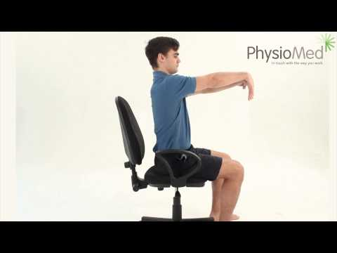 Physio Med – Elbow Stretching and Strengthening Exercises: Occupational Physiotherapy