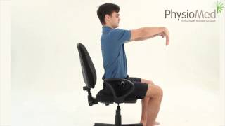 Physio Med - Elbow Stretching and Strengthening Exercises: Occupational Physiotherapy