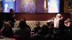 Hypnotist Corrie J Entertains at The Ivy in Saskatoon