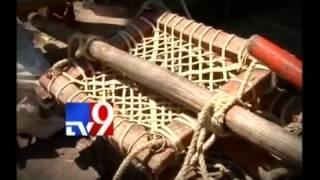 SHAKTI PEETHA  Renukadevi Temple Darshan at Mahur,Nanded TV9  Part 1 Camera Man  Sunil Chummar