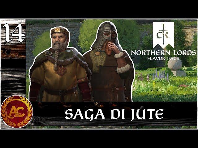 L'ALBA DEL NUOVO REGNO || CRUSADER KINGS III - JUTE || STORIA ALTERNATIVA - #14