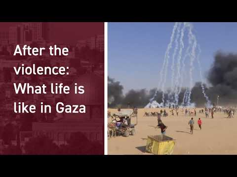 CRS' John Byrne on the situation in Gaza