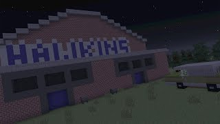 Stranger Things 2 Trailer In Minecraft