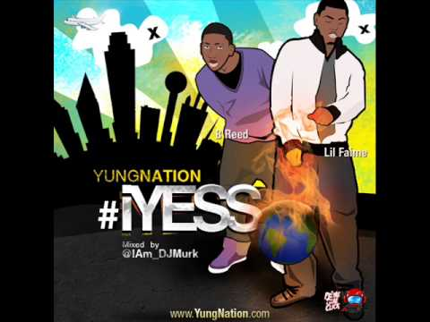 Yung Nation's - #iYess [ Full Mixtape ]