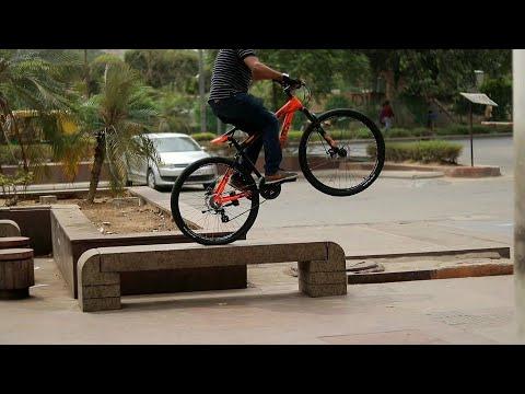 Urban Freestyle Stunts