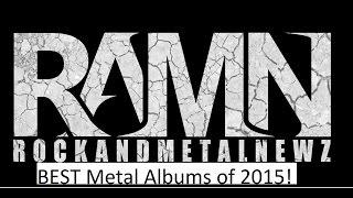 Baixar Best (Top) Metal Albums of 2015 by RockAndMetalNewz