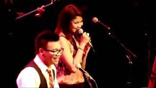 AJ Rafael live in Manila - Bakit Ngayon Ka Lang Dumating (ft. Kiana Valenciano)