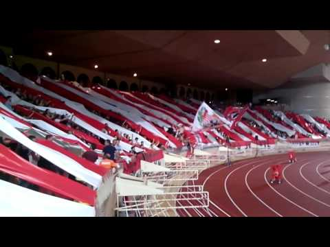 Monaco Paris Stade louis II