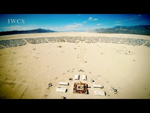 """""""Reborn From The Ashes"""" :: Burning Man 2015"""