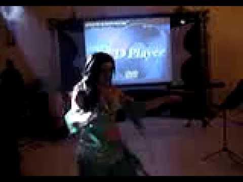 Suzy - Dança do Ventre 1