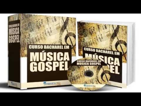 adorar a deus é mais que cantar - Seja um Bacharel em Música Gospel !