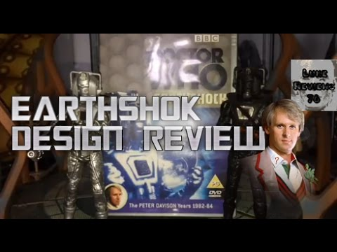 Earthshok and Attack Of The Cybermen Design Review