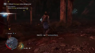 Middle-Earth: Shadow of Mordor DLC The Bright Lord pt 4 walkthrough pt 4 with com