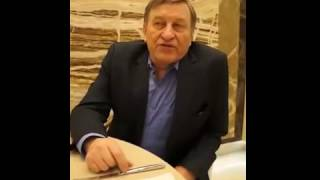 Глазунов Юрий квартира в Москве