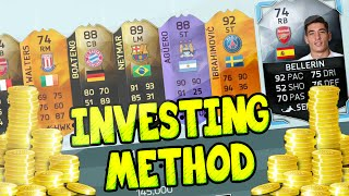 TURN 50K INTO 100K+ COINS? BLACK FRIDAY & CYBER MONDAY INVESTING METHOD! FIFA 16 ULTIMATE TEAM