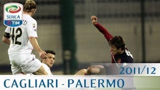 Cagliari - Palermo - Serie A 2011/2012 - ENG