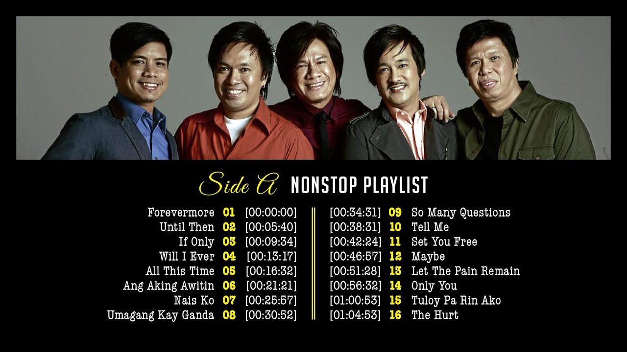 Download Side A Nonstop Playlist