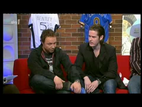 Soccer AM  of Scot Williams and Stephen Graham talking about The Crew