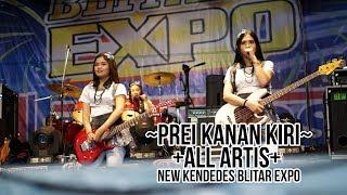 Prei Kanan Kiri - All Artis  New Kendedes Blitar Expo