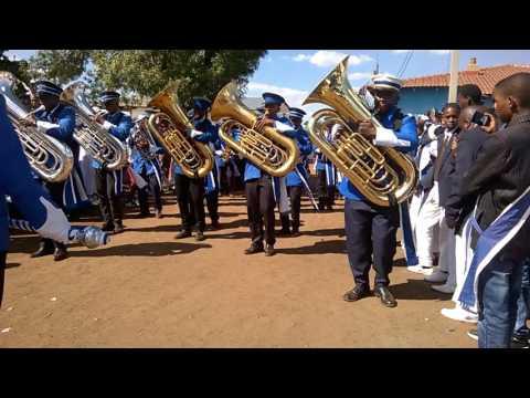 St Johns Thembisa Band @ Evaton 2017_ Likunutu