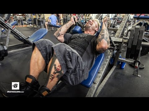 Quads Workout | Day 50 | Kris Gethin's 8-Week Hardcore Training Program
