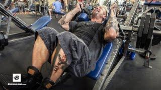 Quads Workout | Day 50 | Kris Gethin