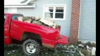 Add on Dump Kit for Dodge Ram Truck (Transformed)