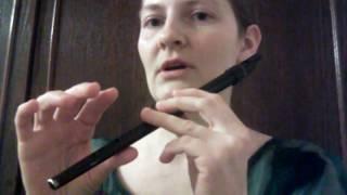 Урок 17 - украшения КОРОТКИЕ РОЛЛЫ - уроки игры на тин вистле