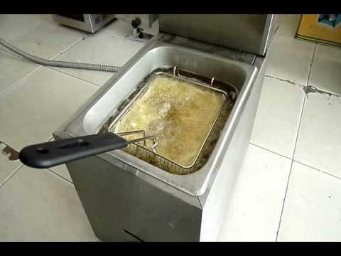 Mesin Penggoreng Fried Chicken     081328495674