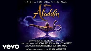 "Baixar Márcio Simões - A Noite Da Arábia (2019) (De ""Aladdin""/Audio Only)"