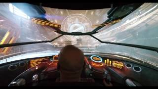Icarus Avenger PRO and Elite Dangerous in 4K filmed in 4K at 60fps