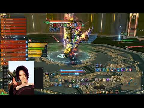[Blade and Soul] Twilight Temple Boss 2 SIN POV