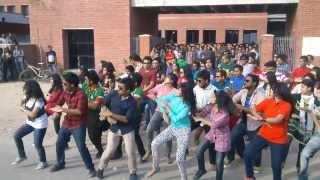 ICC World Twenty20 Bangladesh 2014 Flash Mob East West University, Uncut Video by ECPA