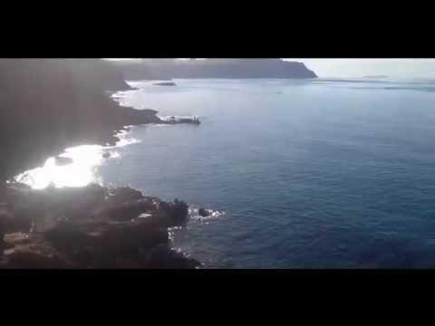 November sun in Algeria