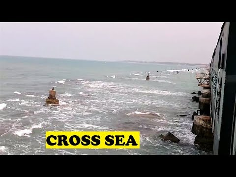 1964 Storm Pamban Sea Bridge Was Damaged